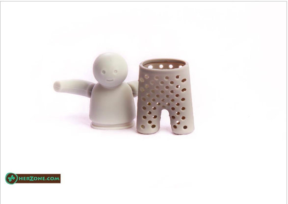 Pack of 4 Boy Tea Infuser