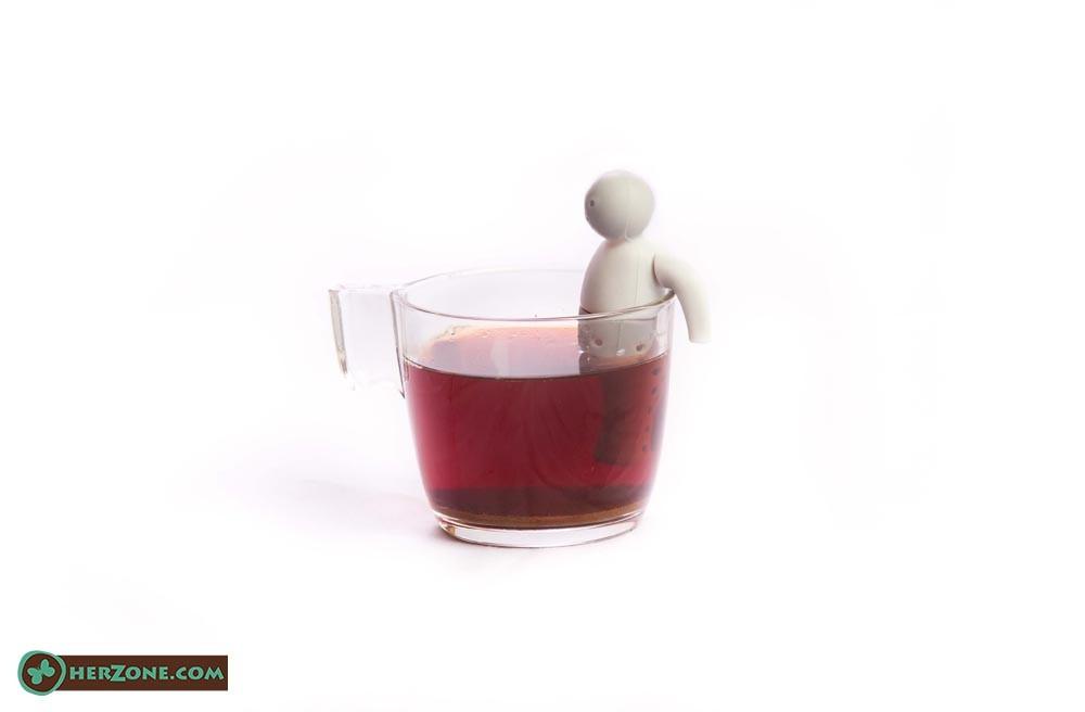 79.Boy tea infuser