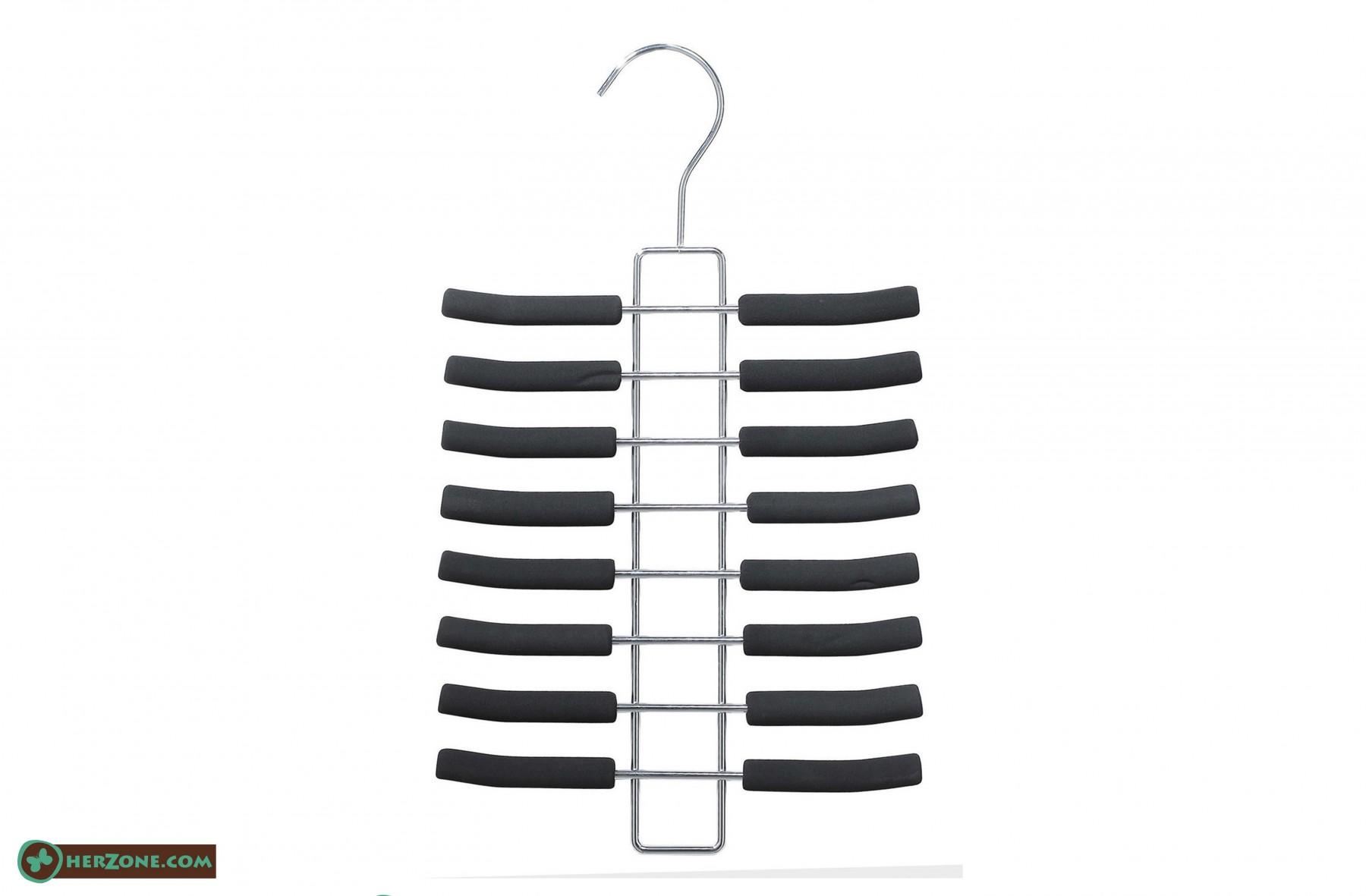 206.Metal Tie Hanger